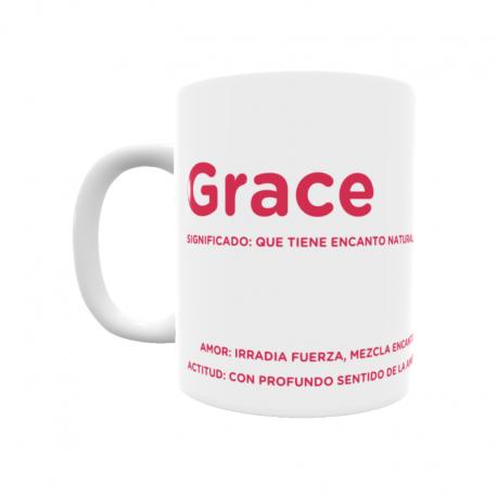 Taza - Grace
