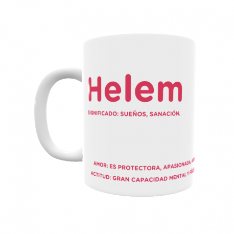 Taza - Helem