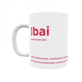 Taza - Ibai
