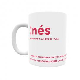 Taza - Inés