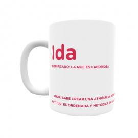 Taza - Ida