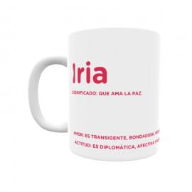 Taza - Iria