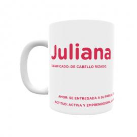 Taza - Juliana