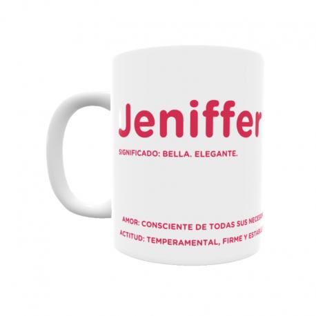 Taza - Jeniffer
