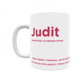 Taza - Judit