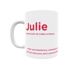 Taza - Julie