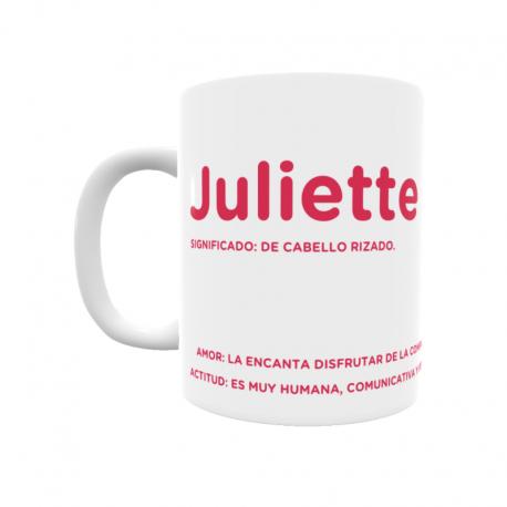 Taza - Juliette