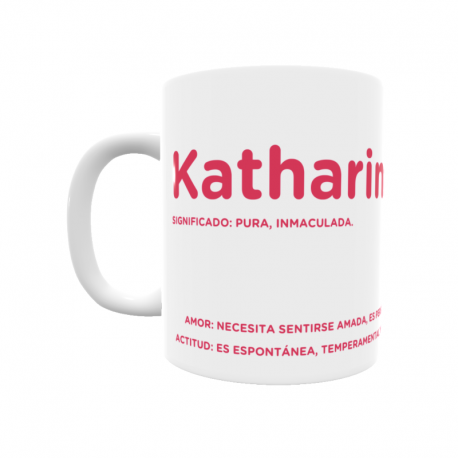 Taza - Katharine