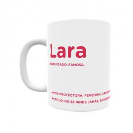 Taza - Lara