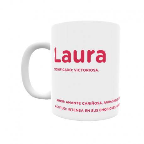 Taza - Laura