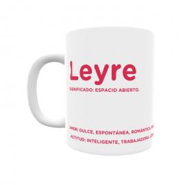 Taza - Leyre