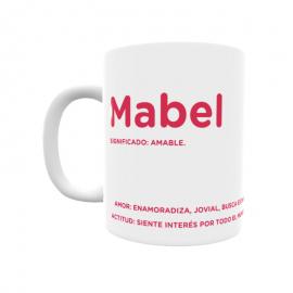 Taza - Mabel