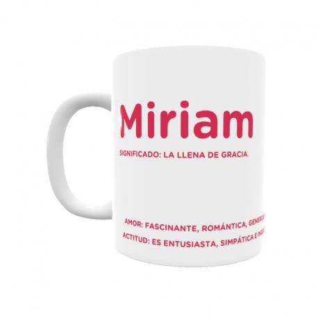 Taza - Miriam
