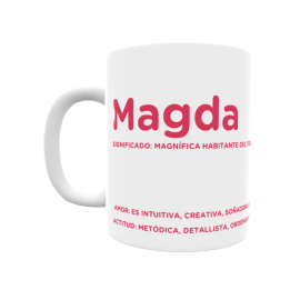 Taza - Magda
