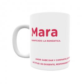 Taza - Mara