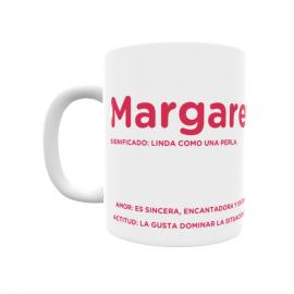 Taza - Margaret
