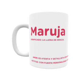 Taza - Maruja