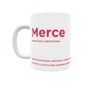 Taza - Merce