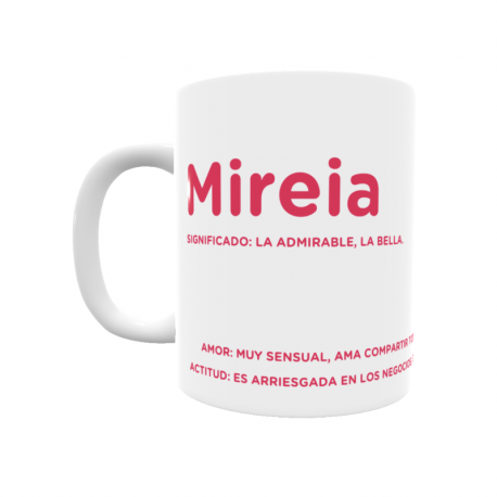 Taza - Mireia