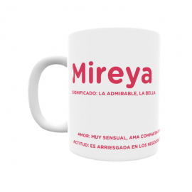 Taza - Mireya