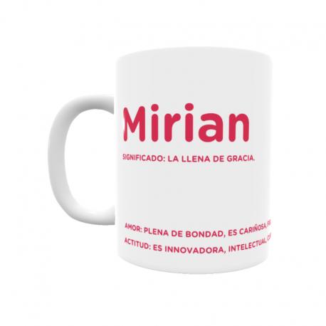 Taza - Mirian
