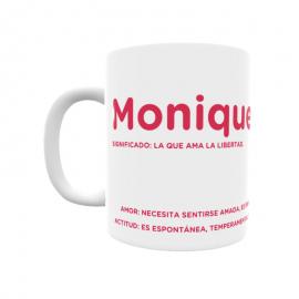 Taza - Monique