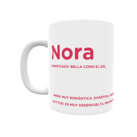 Taza - Nora