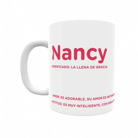 Taza - Nancy