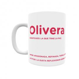 Taza - Olivera