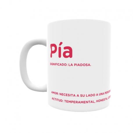 Taza - Pía