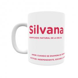 Taza - Silvana