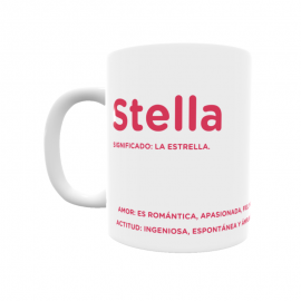 Taza - Stella