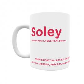 Taza - Soley