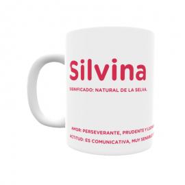 Taza - Silvina