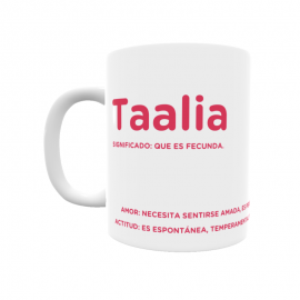 Taza - Taalia