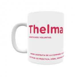 Taza - Thelma