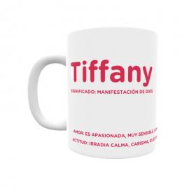 Taza - Tiffany