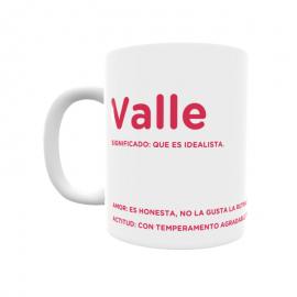 Taza - Valle
