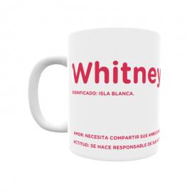 Taza - Whitney