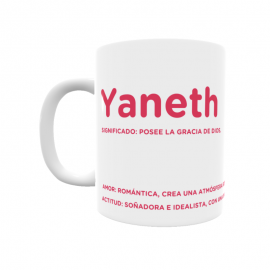 Taza - Yaneth