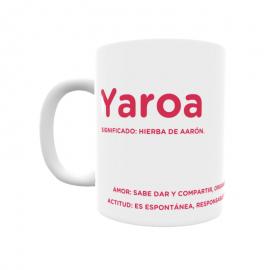 Taza - Yaroa