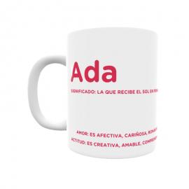 Taza - Ada
