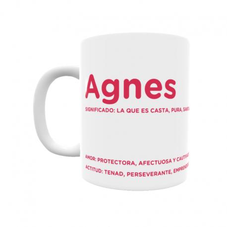 Taza - Agnes