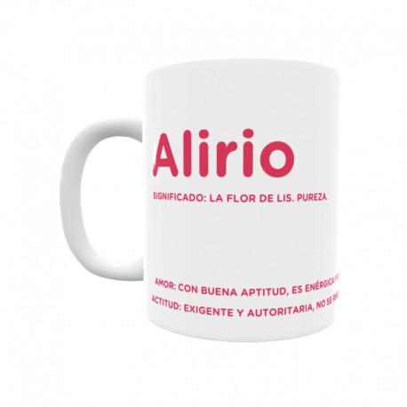 Taza - Alirio