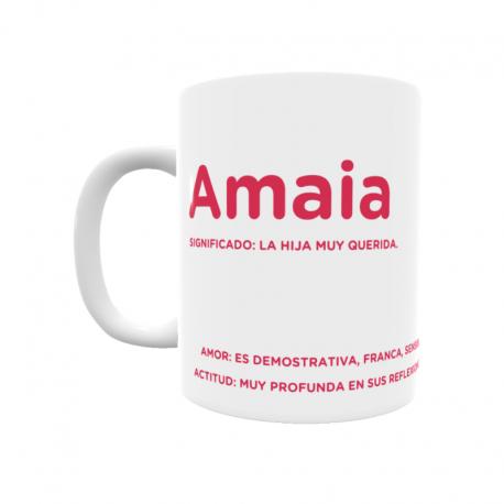 Taza - Amaia