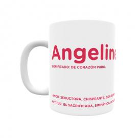 Taza - Angelines