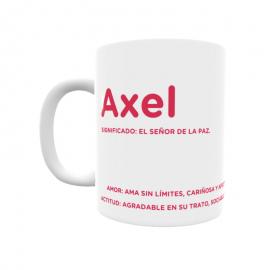 Taza - Axel
