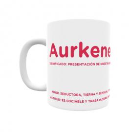 Taza - Aurkene