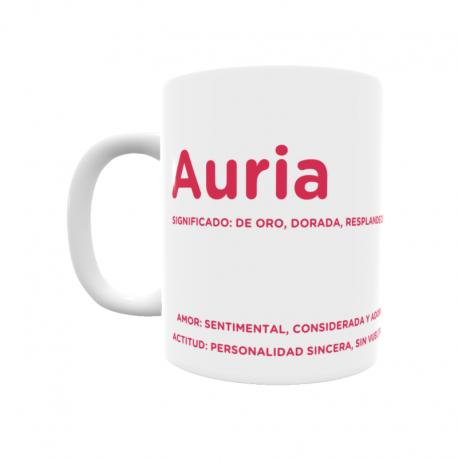 Taza - Auria