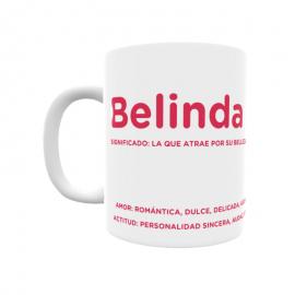 Taza - Belinda